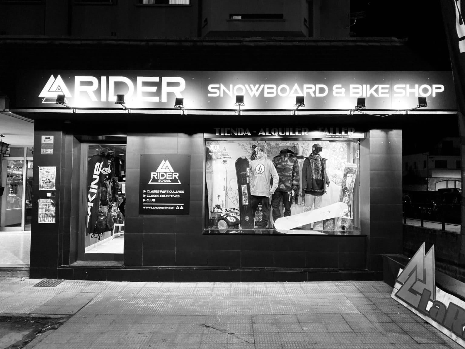larider bike tienda vielha