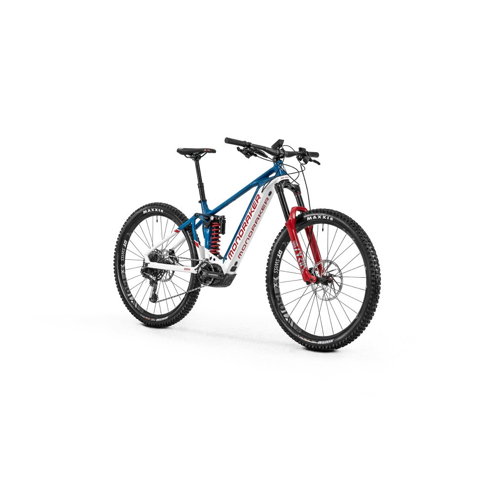 bicicleta mondraker level rr 2020