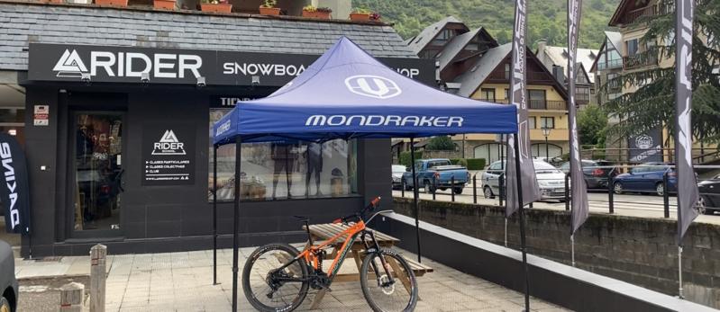 tienda bicicletas vielha valle de aran