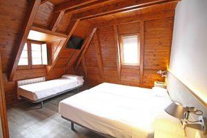 Hotel Salardú Mont Romies habitacion doble