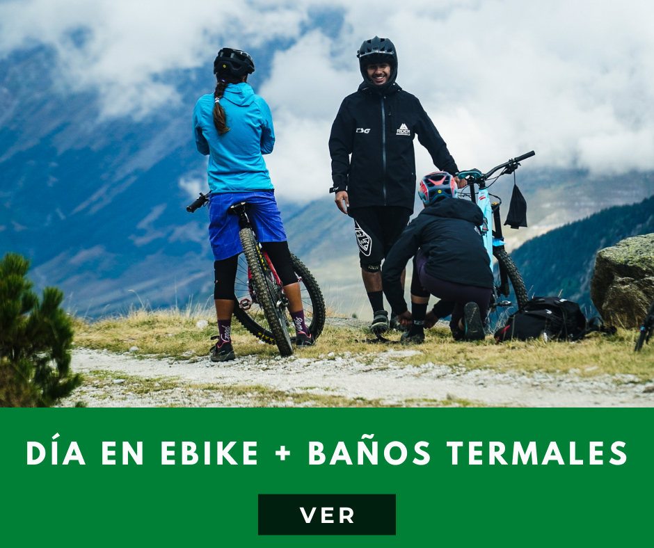 experiencia dia bicicleta electrica valle aran