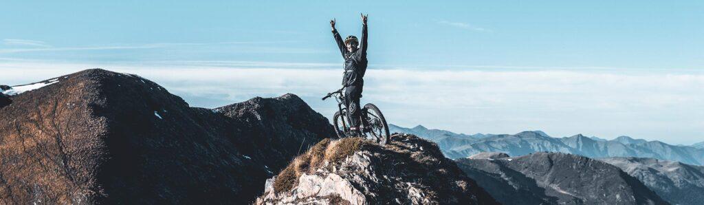 Pico de la Entecada - Valle de Aran - ruta guiada bicicletas electricas