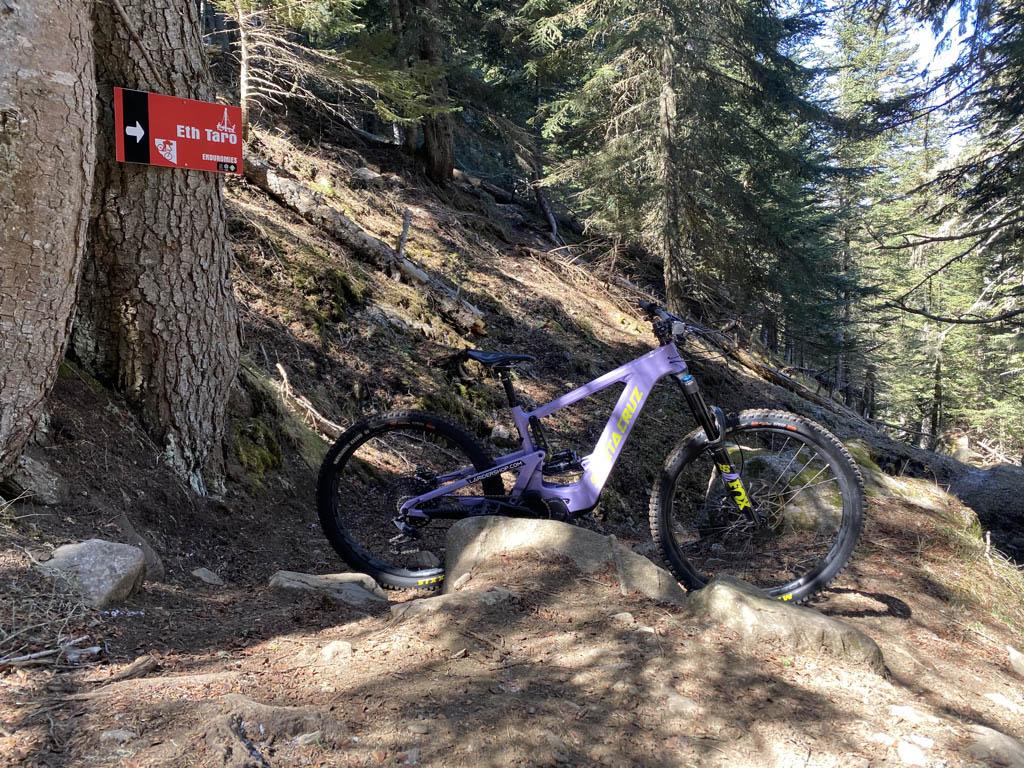 Alquiler de bicicletas santa cruz en el Valle de Aran - LaRiderBike